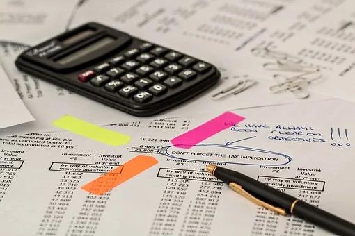 calcul finance