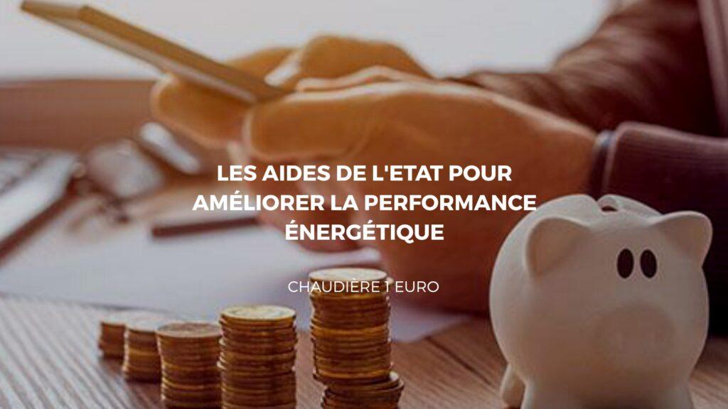 economie performance energetique