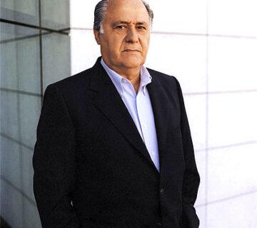 Amencio Ortega : Le directeur de Zara reste le 8ème plus riche de la planète