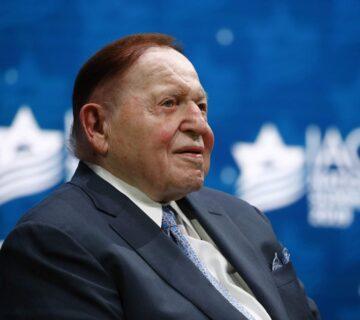 Sheldon Adelson : Il est temps pour Sheldon Adelson de quitter Las Vegas