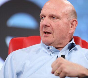 Steve Ballmer : Tout savoir sur ce grand nom de Microsoft