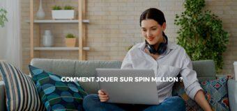 Défier des joueurs du monde entier sur Spin Million